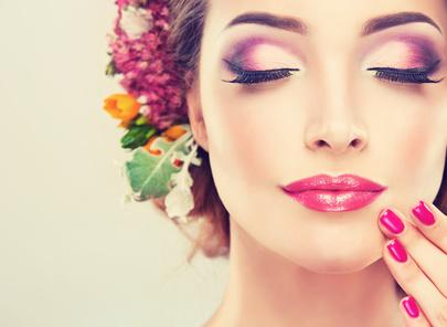Makeup und visagistik beauty service